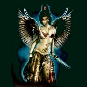 Angel T-shirt Front