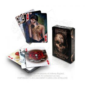 Playing Cards Alchemy Bicycle