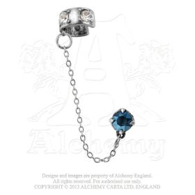 Alchemy Kõrvarõngas-Diamond Ball Cuff