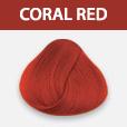 Ergas juuksevärv Coral Red