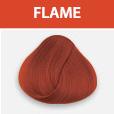 Ergas juuksevärv Flame