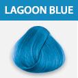 Ergas juuksevärv Lagoon Blue
