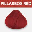 Яркие краски для волос Pillarbox Red
