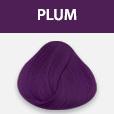 Ergas juuksevärv Plum
