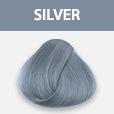 Ergas juuksevärv Silver