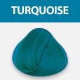 Ergas juuksevärv Turquoise