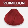 Яркие краски для волос Vermillion Red