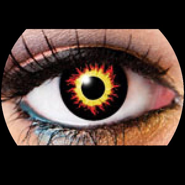 Contact Lenses Fire