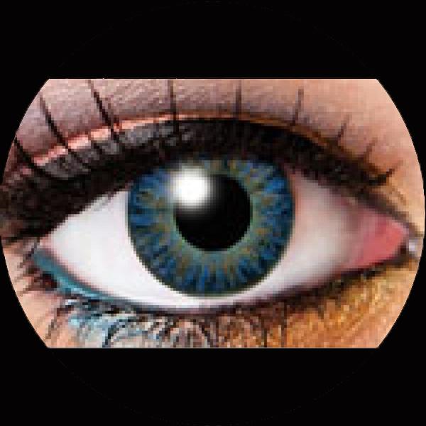 Contact Lenses Tri Tone Sapphire